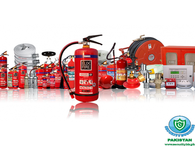 Best Anti Fire Services in Punjab