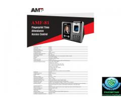 AMF-81 (Facial Atendance Machine)